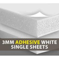 3MM Adhesive Foamboard Single Sheets