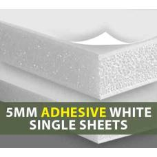 5MM Adhesive Foamboard Single Sheets