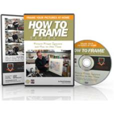 How to Use Picture Frame Spacers
