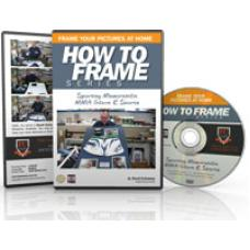 How to Frame Sporting Memorabilia