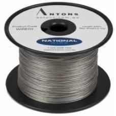 National Plastic Coated Picture Hanging Wire 19.5kg