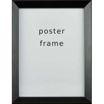 Black Ready Made Poster Frame