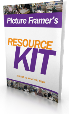 Framers Resource Kit - Guide to Picture Framing